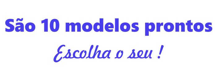 10 Modelos De Curriculum Pronto Para Download Gratis Em 2019